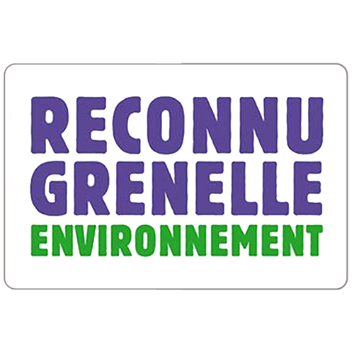 Reconnu Grenelle Environnement